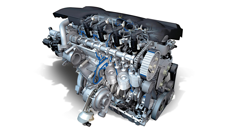Форд 2 объем масло в двигатель