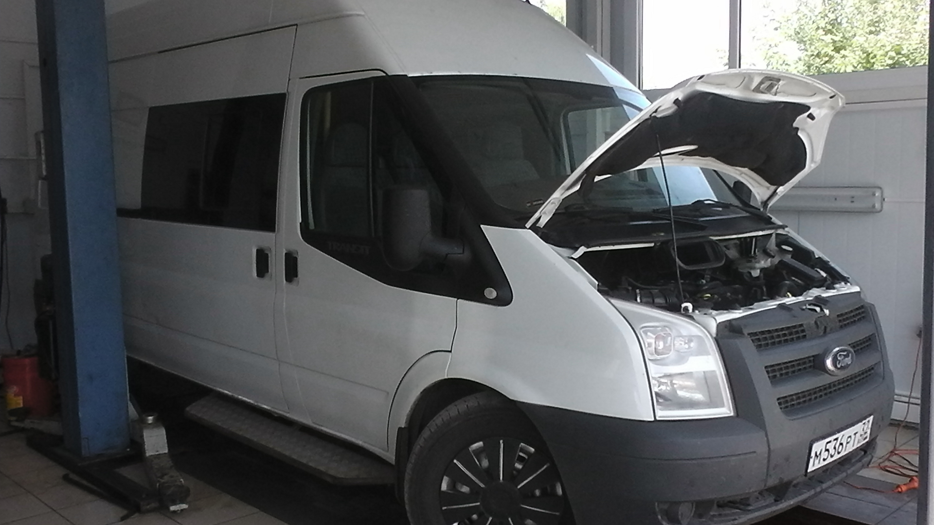 ремонт форд транзит чермянский